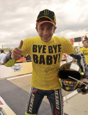 Final Quotes from the Rossi/Yamaha Era