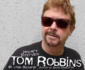 Tom Robbins Quotes