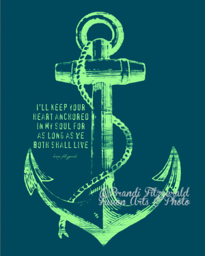 Anchor Quotes About Family Marriage anchor quote gift