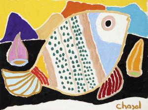 malcolm de chazal malcolm de chazal 19021981 poissongouache et 143 1