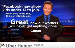 Conan O'Brien never ceases to make me laugh | Funny Pictures, Quotes ...