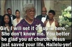 Madea... Family Reunion More