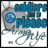 sayings or quotes army wife photo: Army Wife aimtoplease.jpg