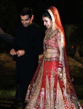 Pict Kunal Nayyar Wedding