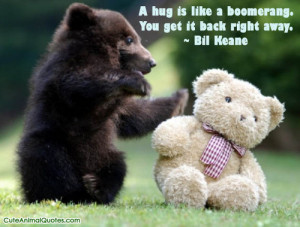 Cute Animal Quotes! Adorable Animals and Great Quotations!