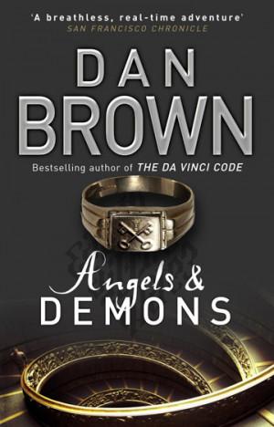 Angels and Demons (Nidottu, pehmeäkantinen)