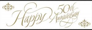 50th Anniversary Wishes