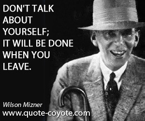 mizner don talk about