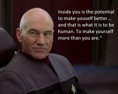 Perhaps Captain Picard knew what he was talking about. THIS would make ...