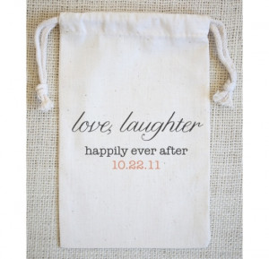 Wedding Favors Bags, Wedding Favor Bags, Married, Cute Quotes, Stuff ...