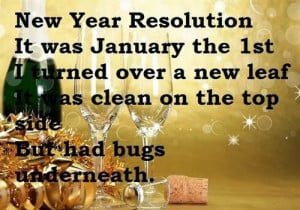 New Year Resolution - Steve Turner New Year Resolution It Was January ...