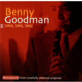 Benny Goodman Taking a Chance On Love