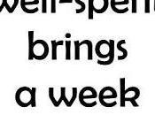 Quotes Weekend Well Spent ~ A Dollar Well Spent - Paperblog