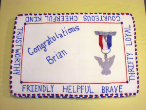 Eagle Scout Cake Ideas Picture