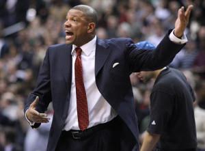 NBA Coach Doc Rivers Wife