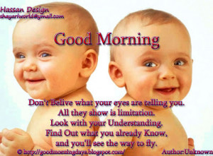 Good Morning Wednesday.. Inspiring Quotes for the day