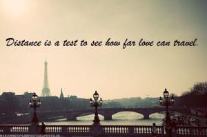 quotes love distance paris