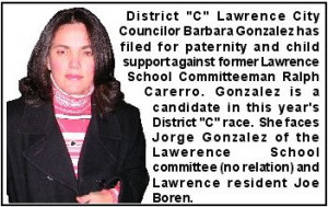 """In the complaint, Gonzalez is asking the court to """"Adjudicate the ..."""