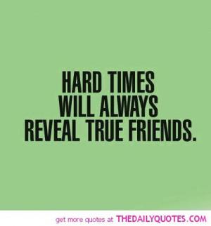 Hard Times.....