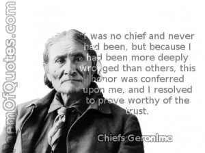 These quotes listed below are a celebration of the Native American ...