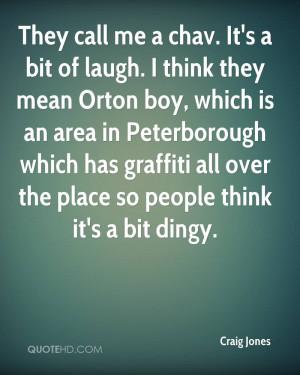 Craig Jones Quotes