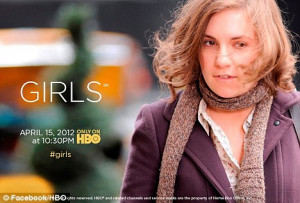 ... of drama... is HBO series Girls the new generation's Sex and the City