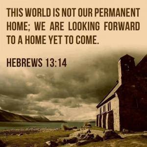 Hebrews 13 – Keep Offering Praise To God
