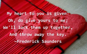 Famous Valentine's Day Quotes For Wife 2014