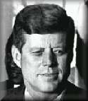 John F Kennedy Military Quotes