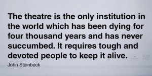 Technical Theater Quotes Executive committee 2013 2014