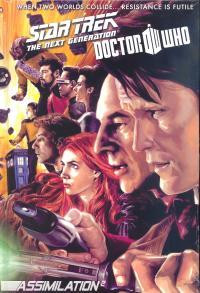 "Start by marking ""Star Trek: The Next Generation/Doctor Who ..."