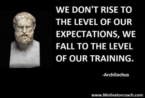 Quotes From Hesiod | Motivator Coach » Archilochus Quotes