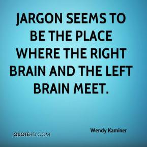 Right Brain Quotes