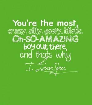 Yes, I still Love you.....!!!
