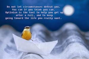 Best Optimistic Quotes and Quotation