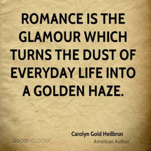 Carolyn Gold Heilbrun Quotes