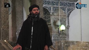 In his first message as Caliph, Abu Bakr al-Baghdadi highlighted an ...