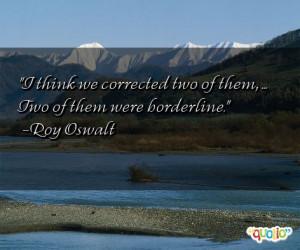 Borderline Quotes