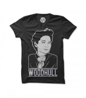 VICTORIA WOODHULL/first woman to run for US President and my children ...