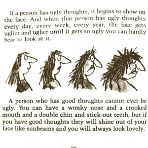 roald dahl #Quentin Blake #quotes #words to live by