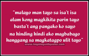 ... Her ~ Long Distance Relationship Quotes Tagalog | Love Quotes Tagalog