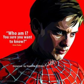 peter parker quote £ 14 00 add to basket darth maul quote £ 14 00 ...