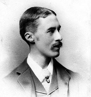 Alfred Edward Housman Here Dead We Lie