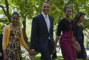 In Obama's remarks on No Child Left Behind , he talked about being a ...
