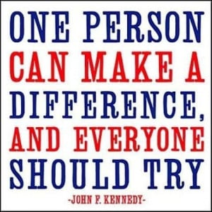 Kennedy Quote!