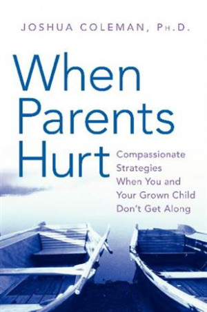 Chapter 6 examines the shame that so many parents feel when they have ...
