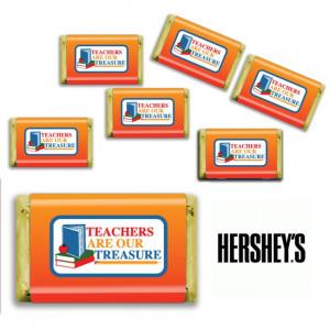 Teacher Appreciation Mini Hershey Chocolate Bars