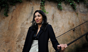 Kiran Desai … 'I lament having to give up Indian clothing now that I ...