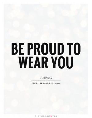 Confidence Quotes Self Confidence Quotes Pride Quotes Confident Quotes ...
