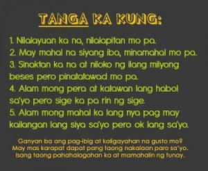 Pinoy Funny Quotes Funny Quotes About Kids Funny Quotes About Life ...